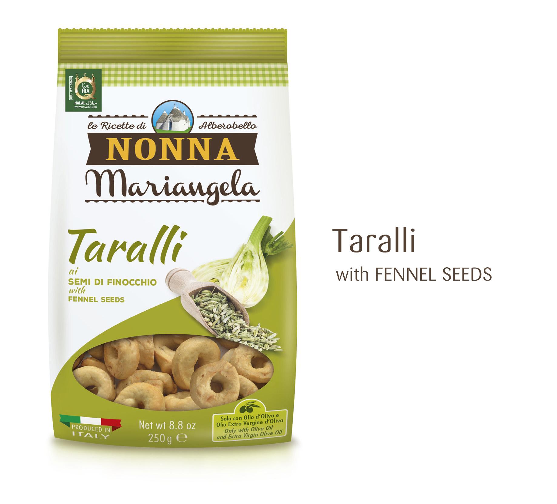 TARALLO-FINOCCHIO-HALAL